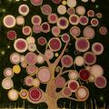 Drzewko do emitowania szczęścia