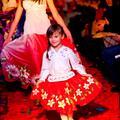ręcznie malowane spódnice