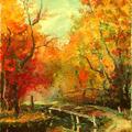 pejzaż jesienny