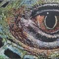Mozaika - obraz, wielkość 150/95cm, płyteczki 5/5mm. w 130 kolorach!