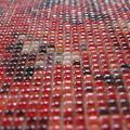 ręcznie wykonane płytki (5/5mm), z którch powstają mozaiki