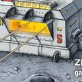 Ilustracje scen do gry przygodowej Peak of Eternal Light dla Drunken Star Studio / Warszawa. 2013.