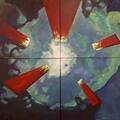 Oil on Canvas 240x200cm