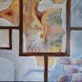 Oil on Canvas 120x100cm.